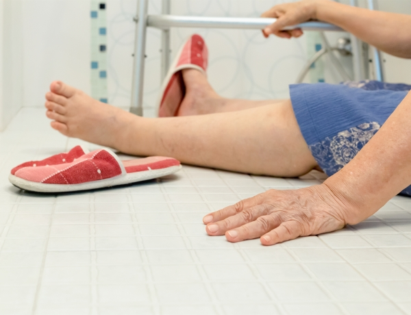 Falls in the elderly – Why is it important, and what can we do about it?