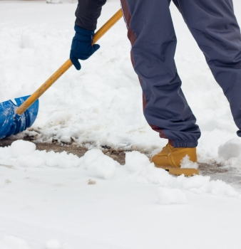 Don't Let Snow Shoveling Be A Pain In The Back