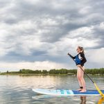 Standup Paddleboarding and it's Many Health Benefits